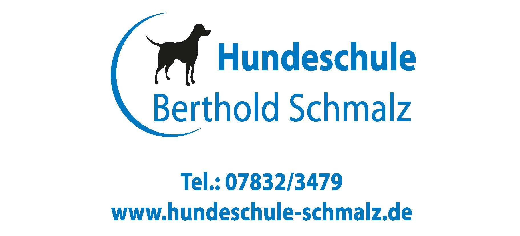 Logo Hundeschule Schmalz