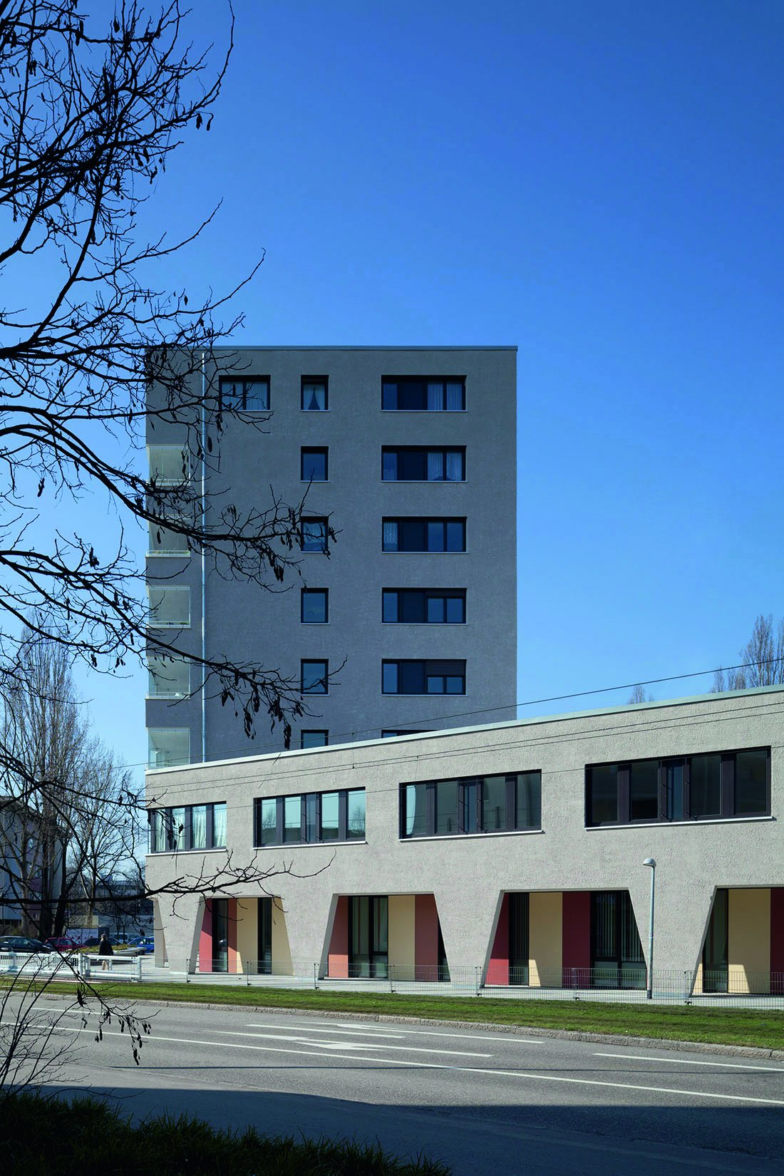 Wohnhaus Bugginger Straße