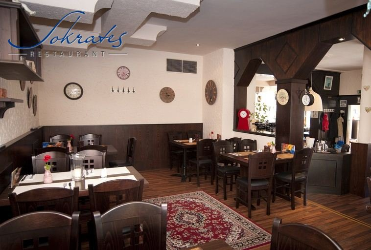 Restaurant Sokrates Innenansicht