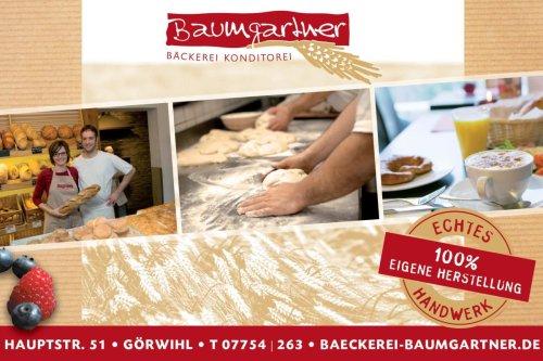 Traditionsbäckerei Baumgartner