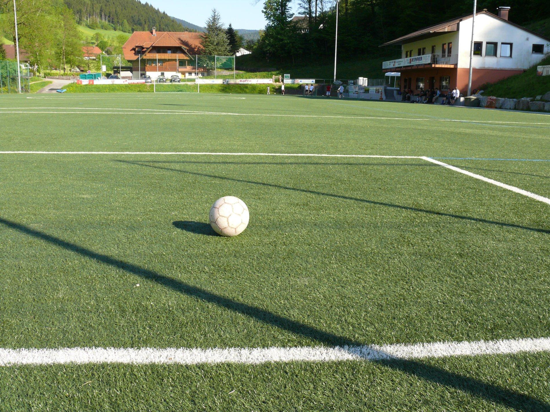 Sportplatz in Kirnbach