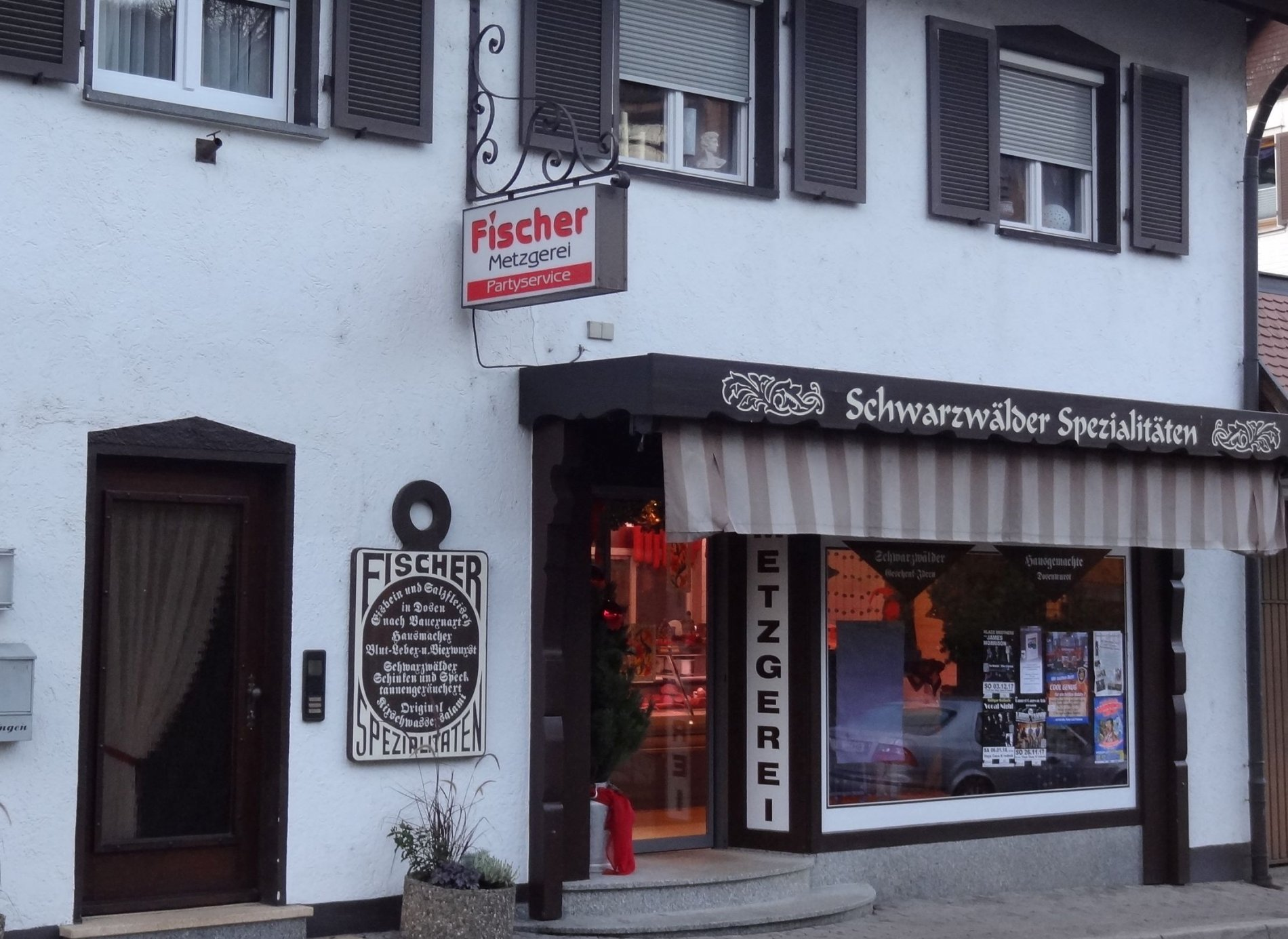 Metzgerei Fischer in Seebach