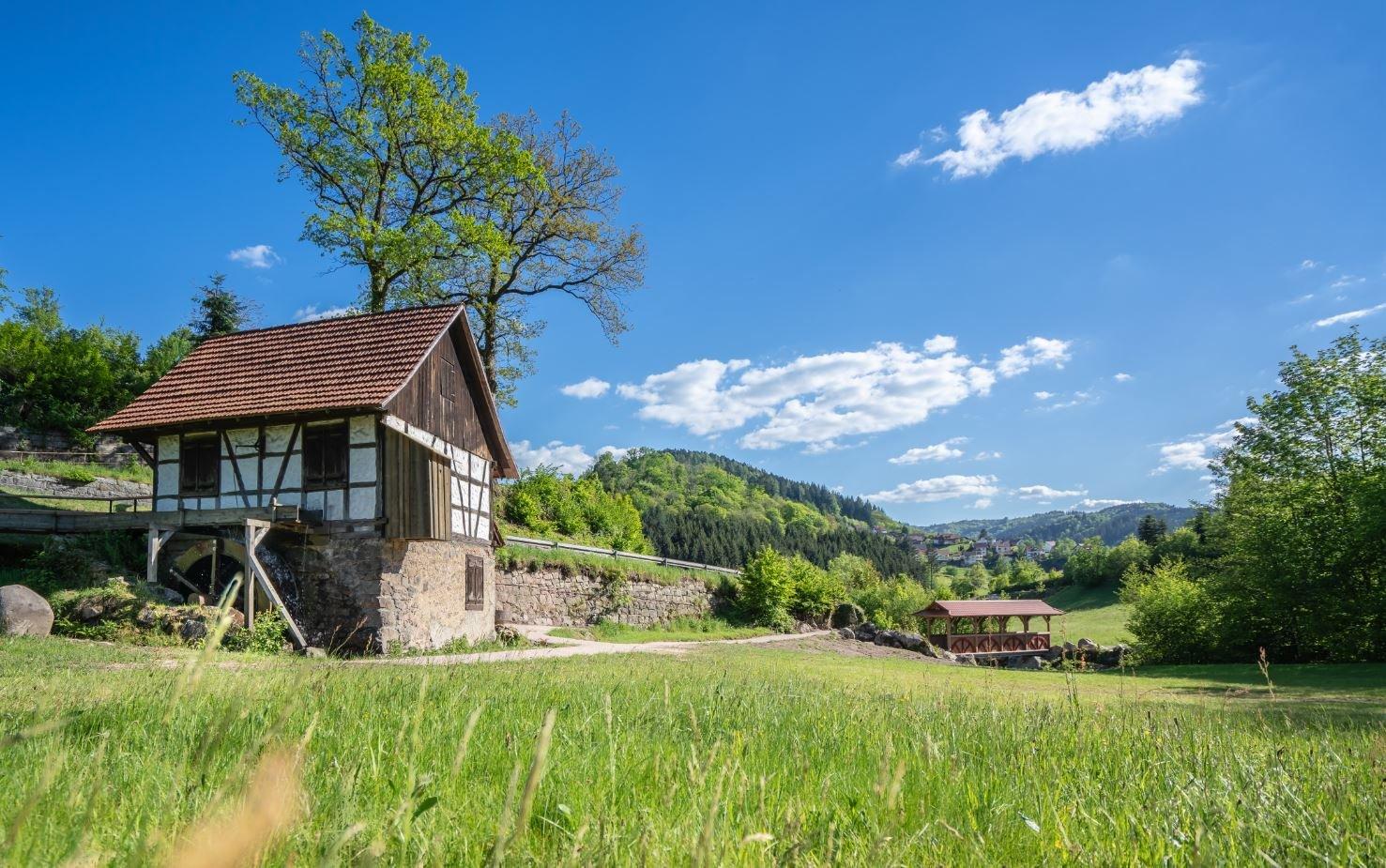 Die Kopp-Mühle am Hagenstein