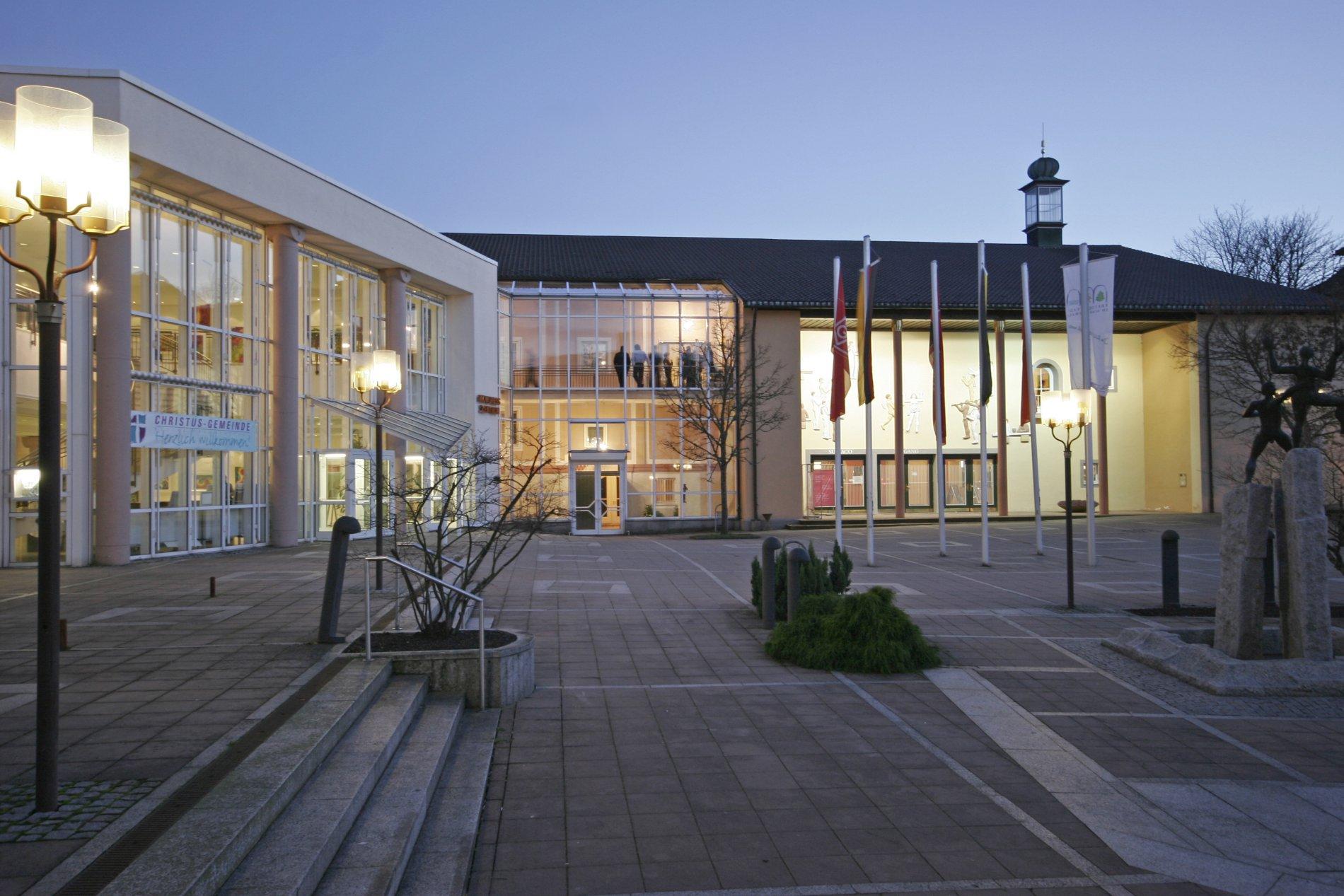 Kurhaus und Kongresszentrum