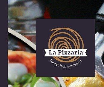 La Pizzeria Karlsruhe Logo
