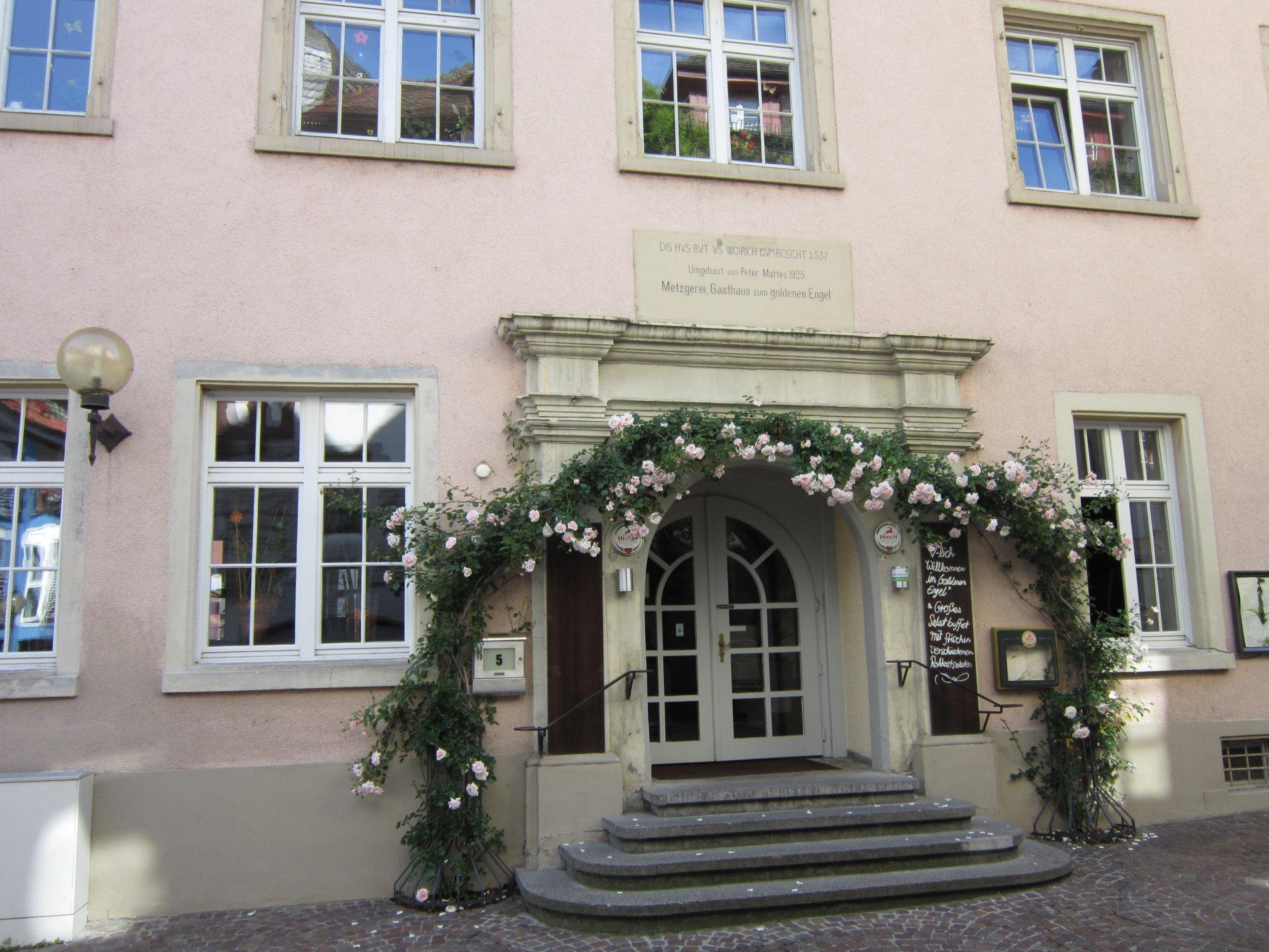 "Gasthaus ""Goldener Engel"""