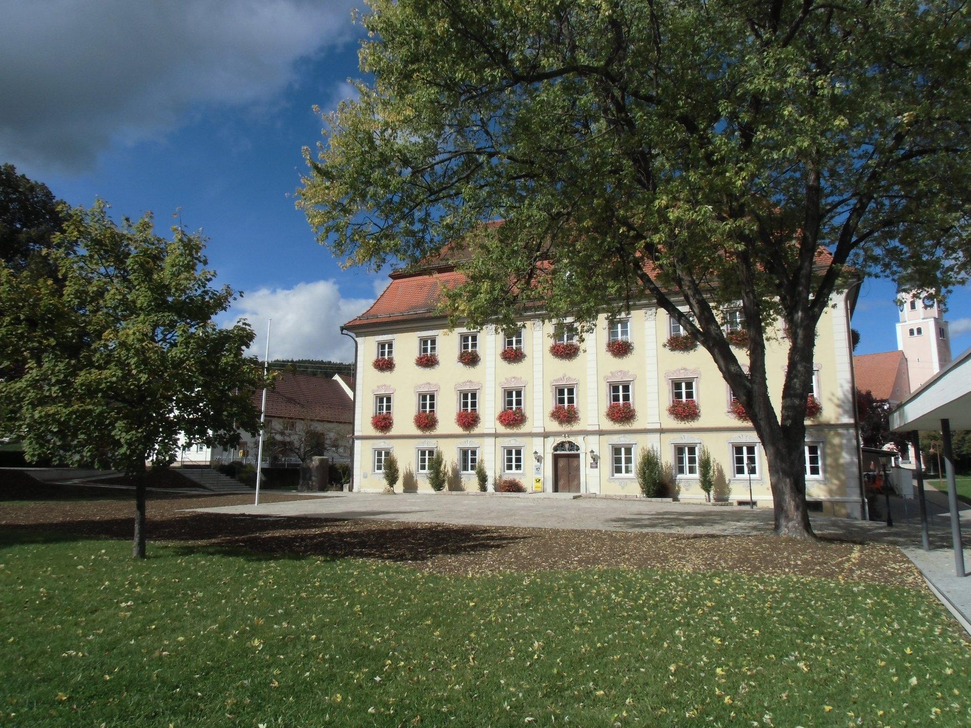 Rathaus Straßberg