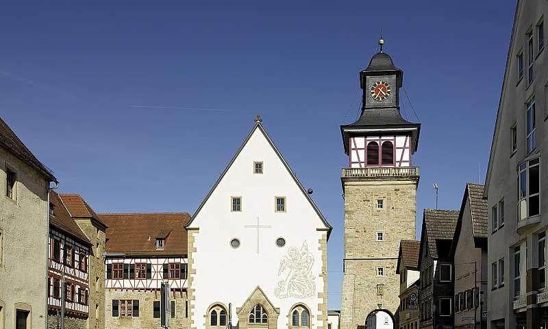 Nikolauskirche Neuenstadt am Kocher