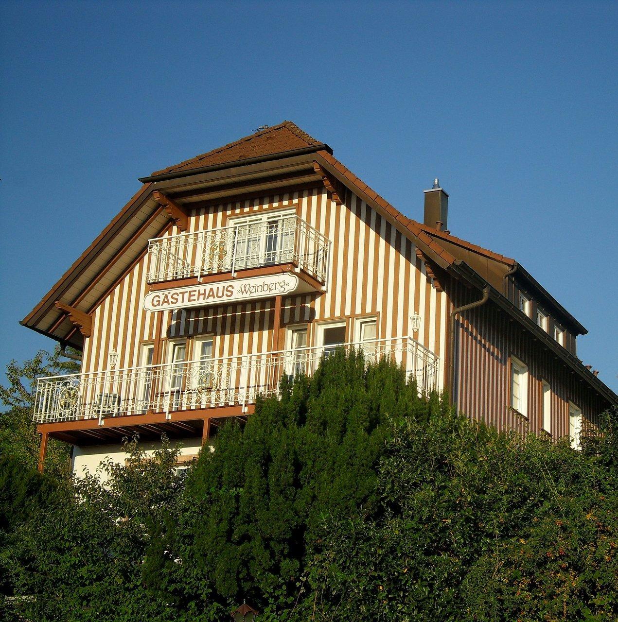 Gasthaus Weinberg Außenansicht