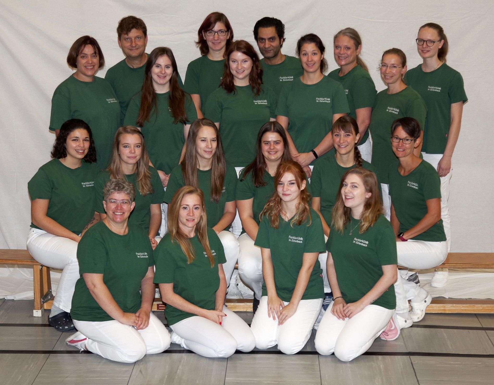 Team des Kleintierzentrums Kinzigtal