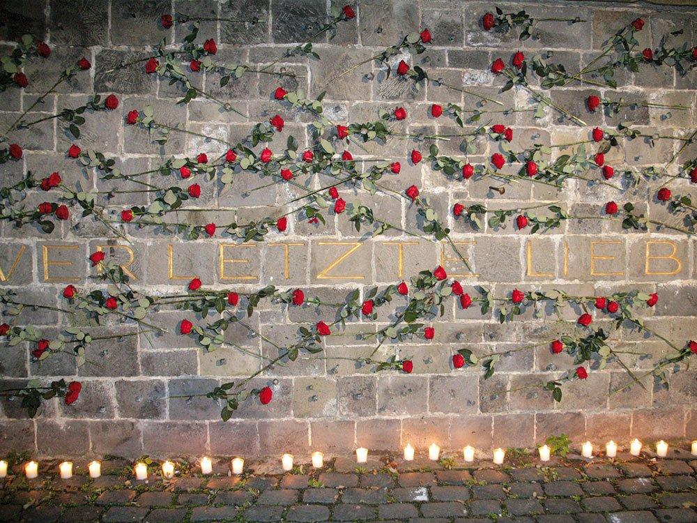 AIDS-Memorial - Verletzte Liebe