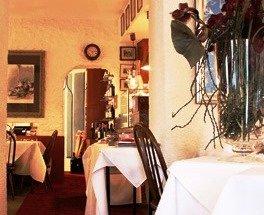 Restaurant San Felice Innenansicht