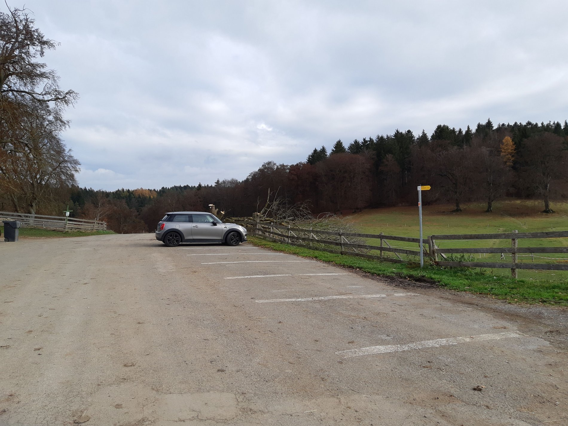 Parkplatz Fohlenweide Albstadt-Ebingen