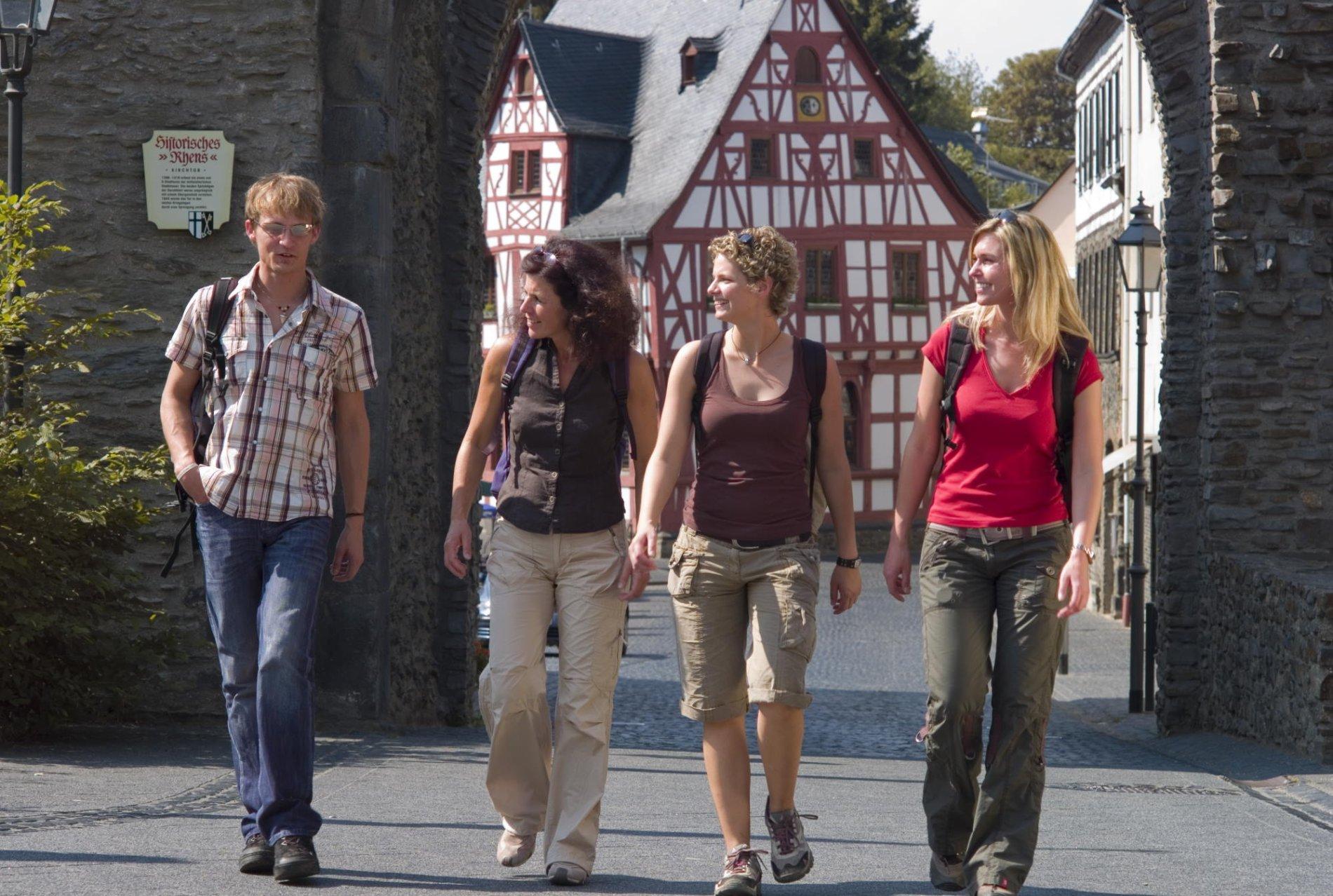 Rhens Altes Rahthaus, Wolfsdelle