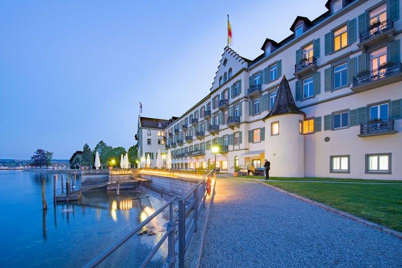 Steigenberger Inselhotel und Münster