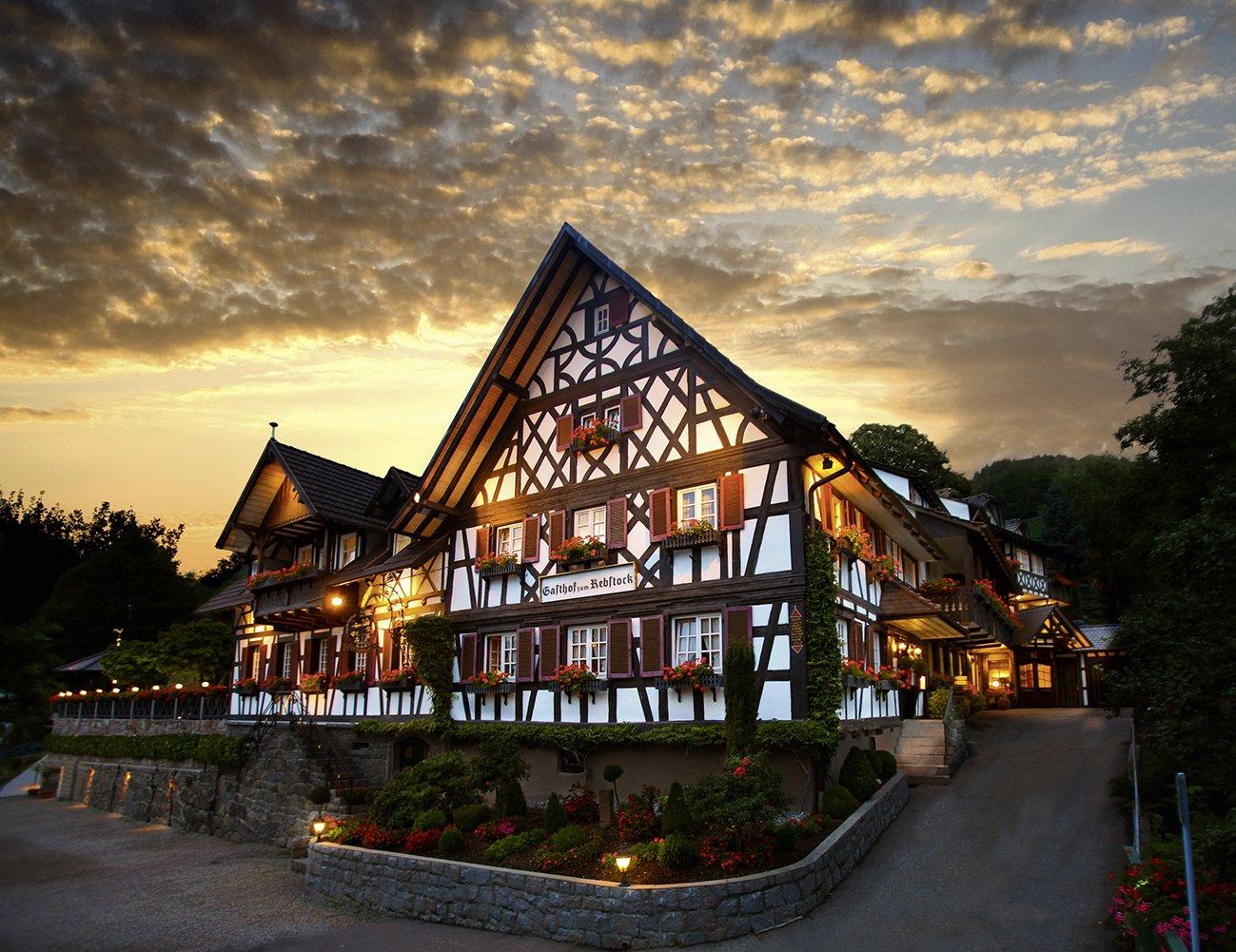 Gasthaus Restaurant Rebstock Waldulm