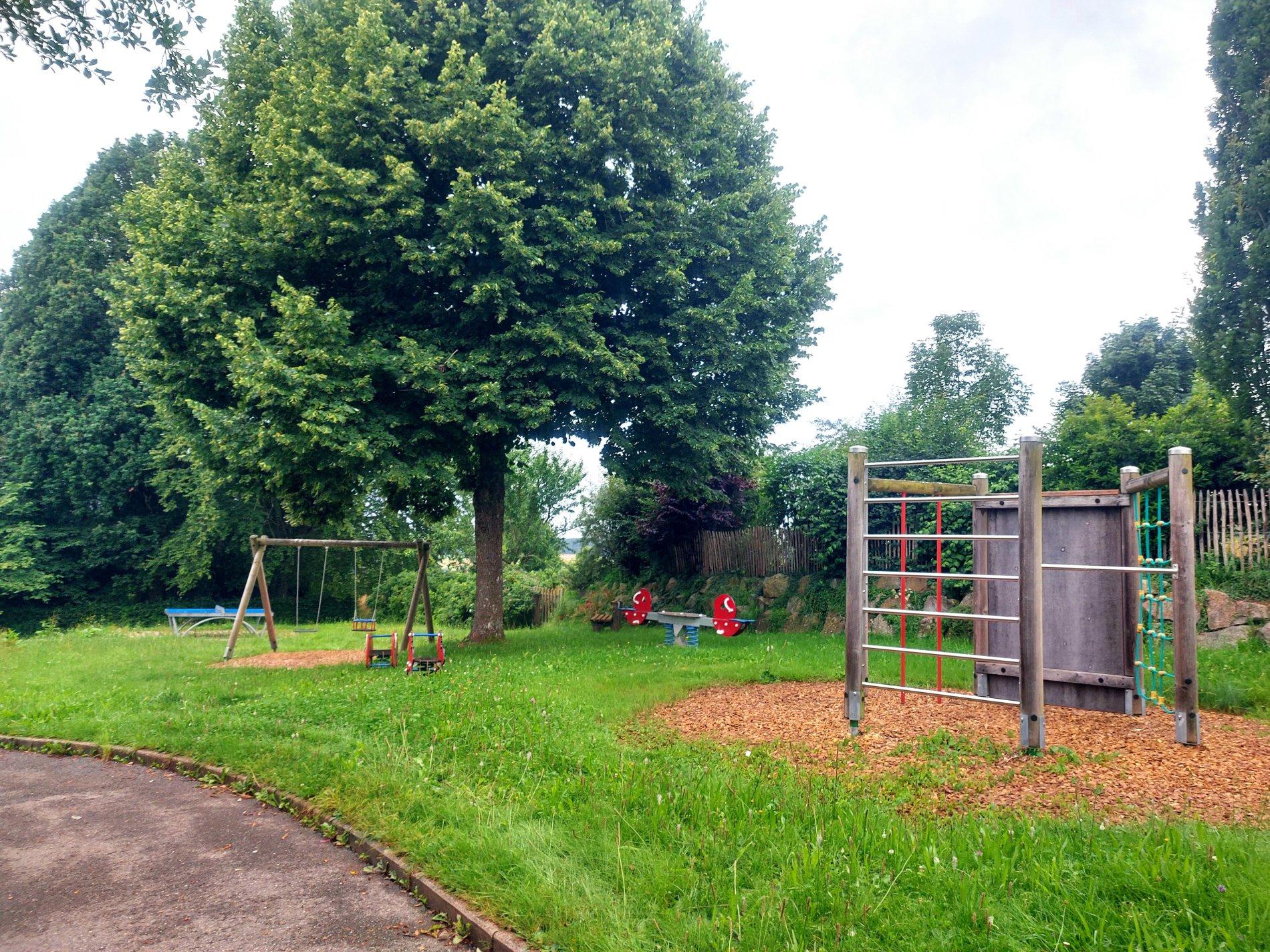 Spielplatz Albblickstrasse Calw-Altburg