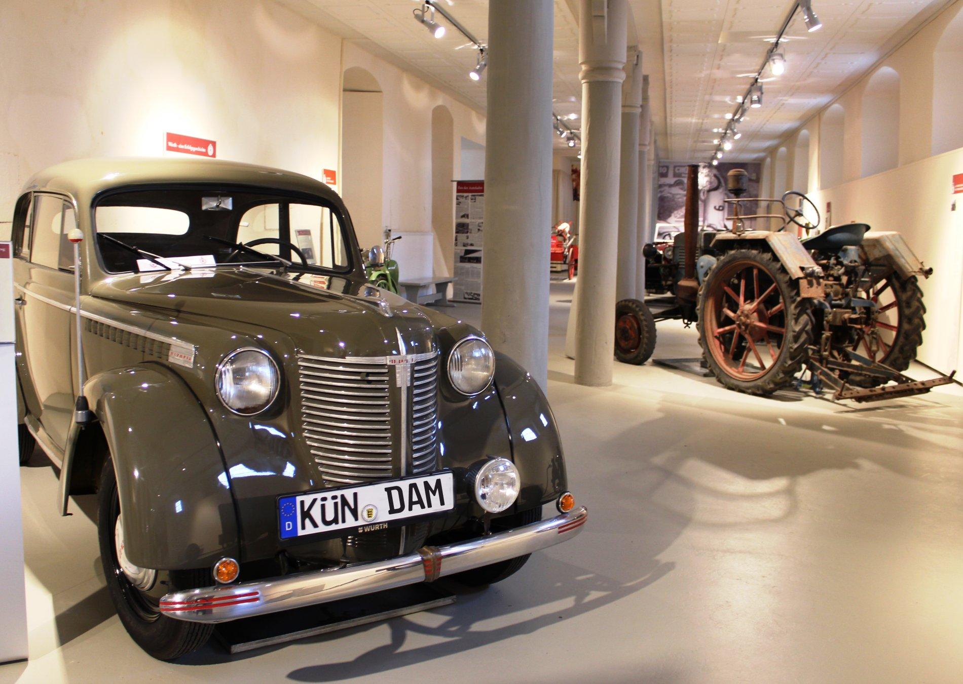 Automuseum Langenburg