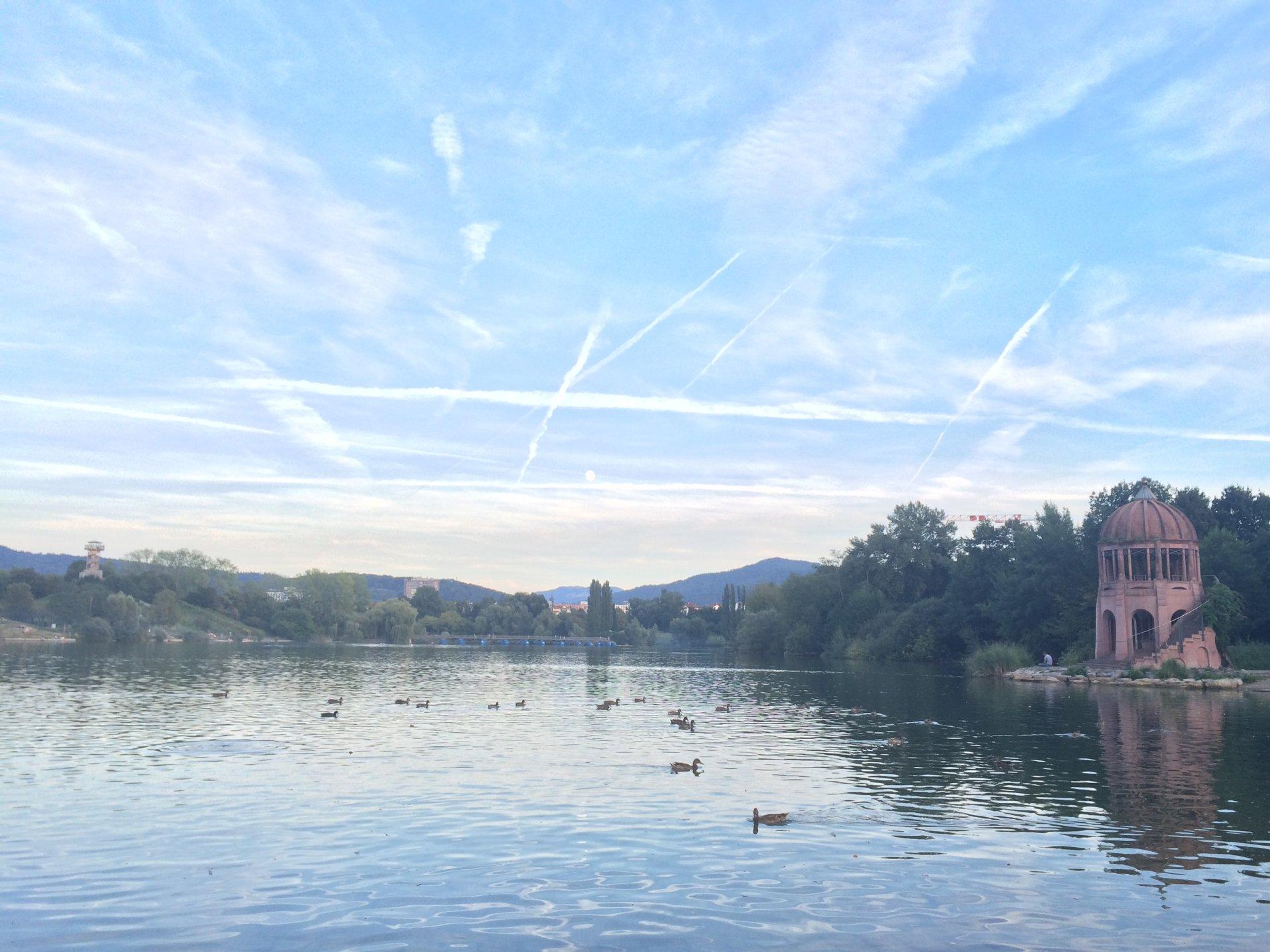 Freiburg Seepark