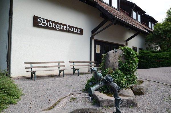 Bürgerhaus Lautenbach