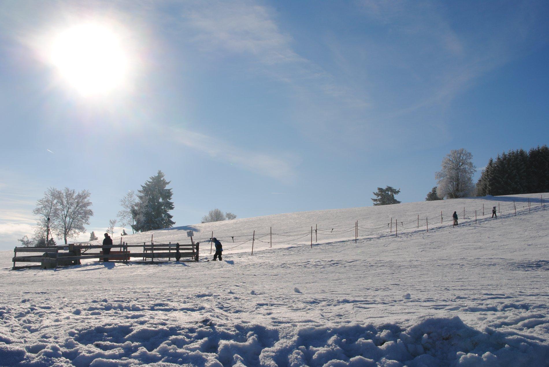 Skilift Burgbühl Obernheim