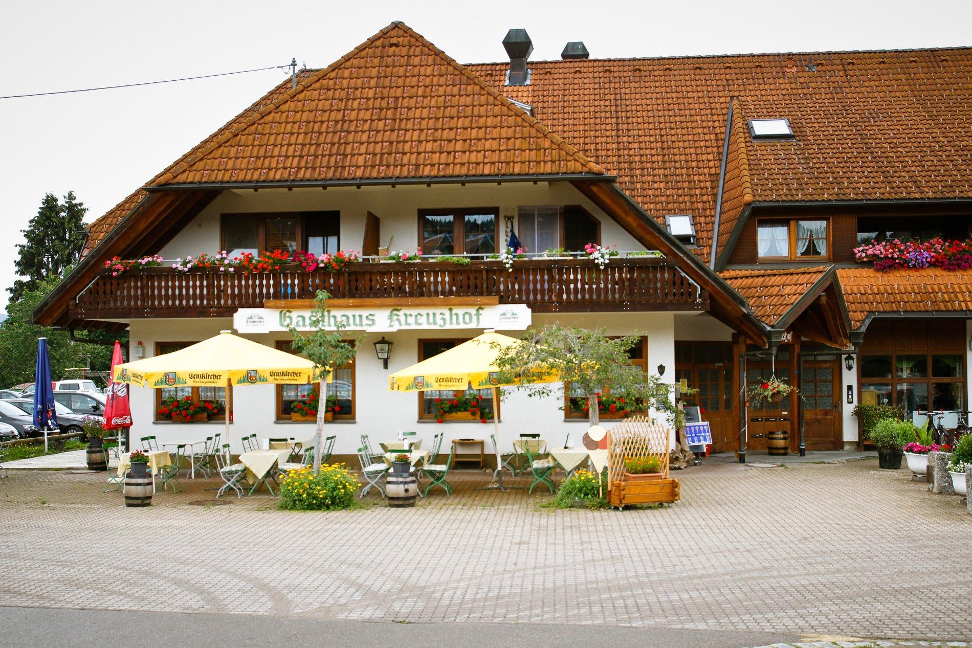 Gasthaus Kreuzhof Lenzkirch