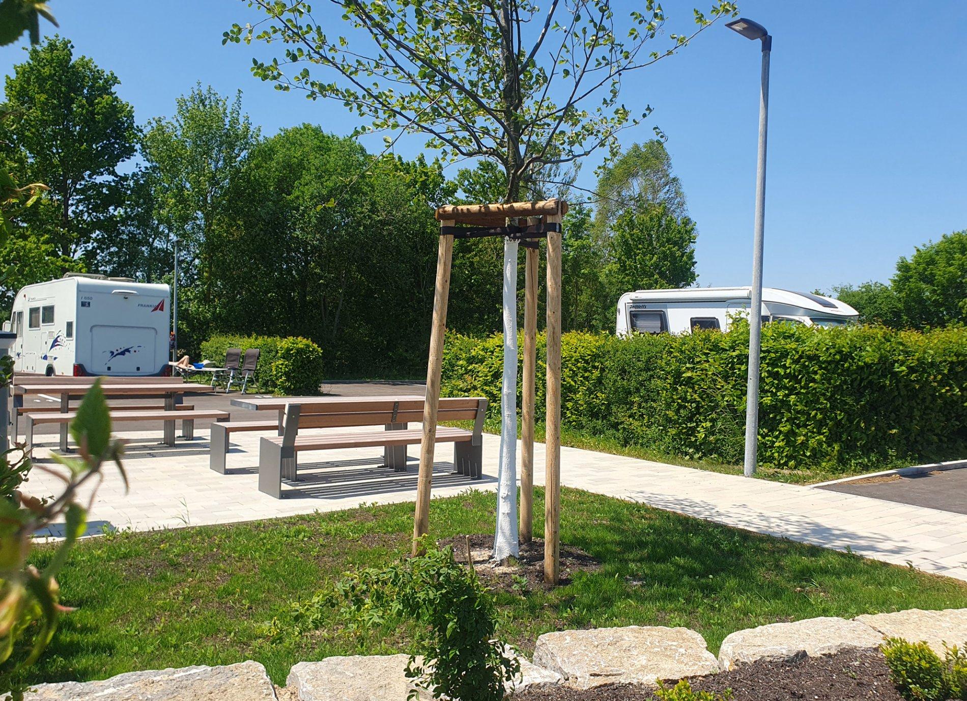 Herrliche Lage am Naturschutzgebiet Wurzacher Ried