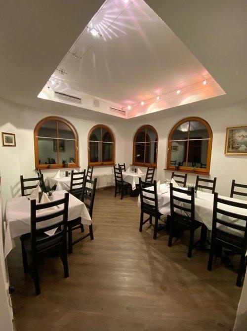 Gastraum Pizzeria da Pietro Schluchsee