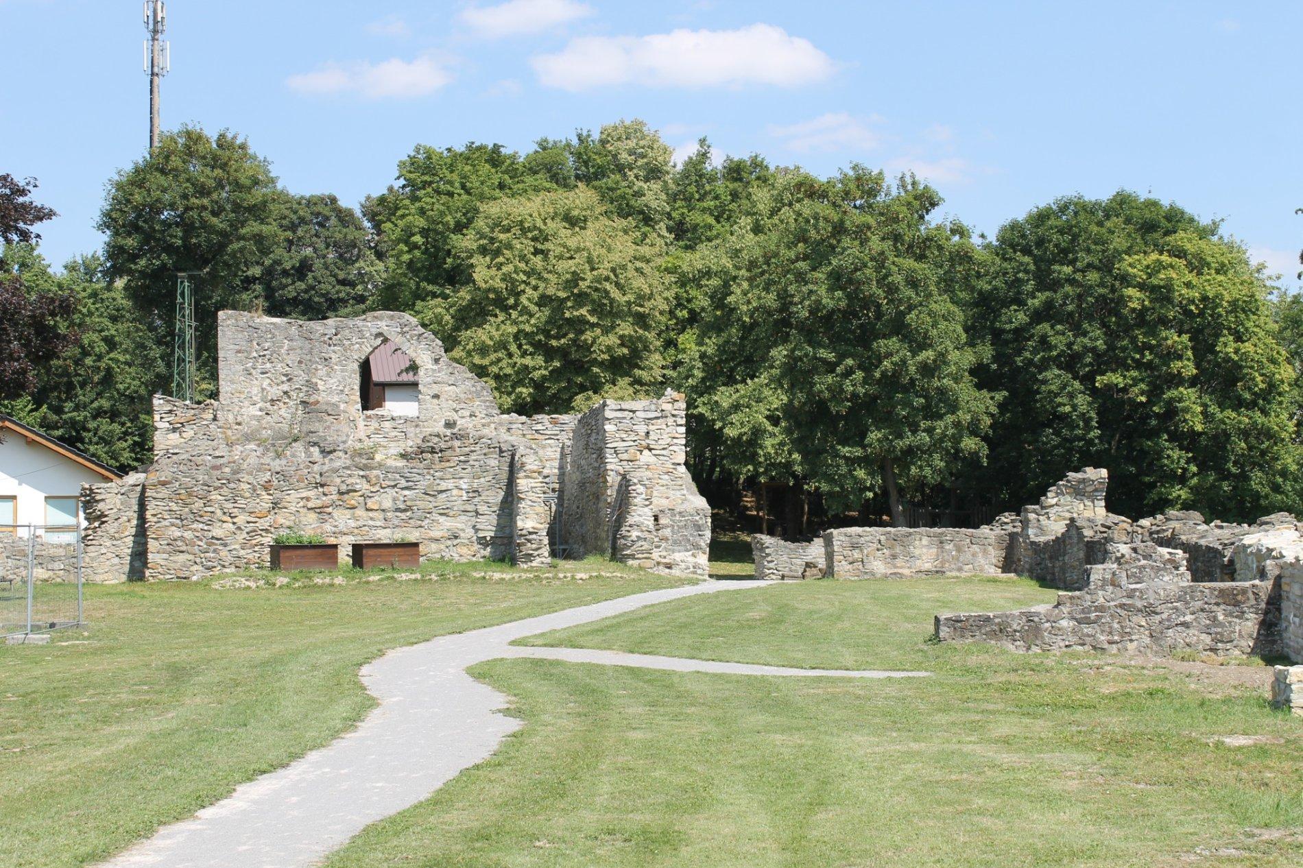 Burg Ringelstein