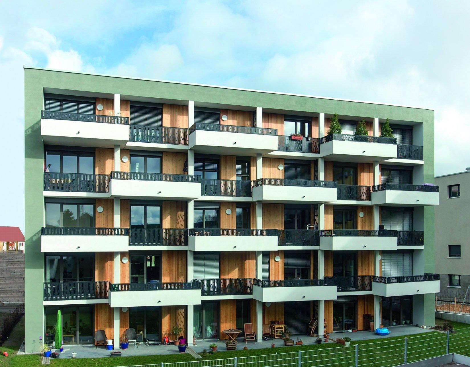 Wohnhaus Quartier Sternenhof