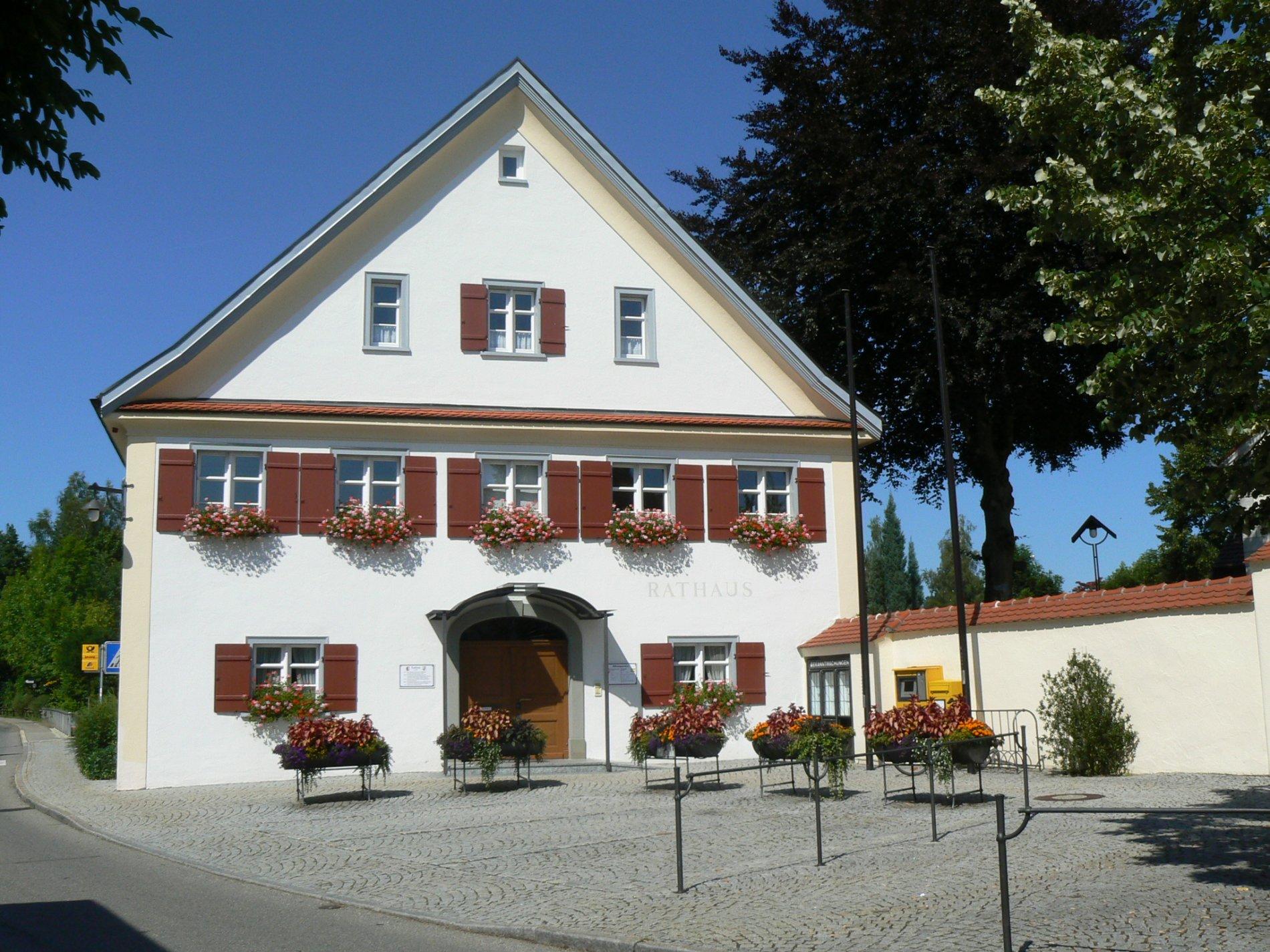 Rathaus Amtzell