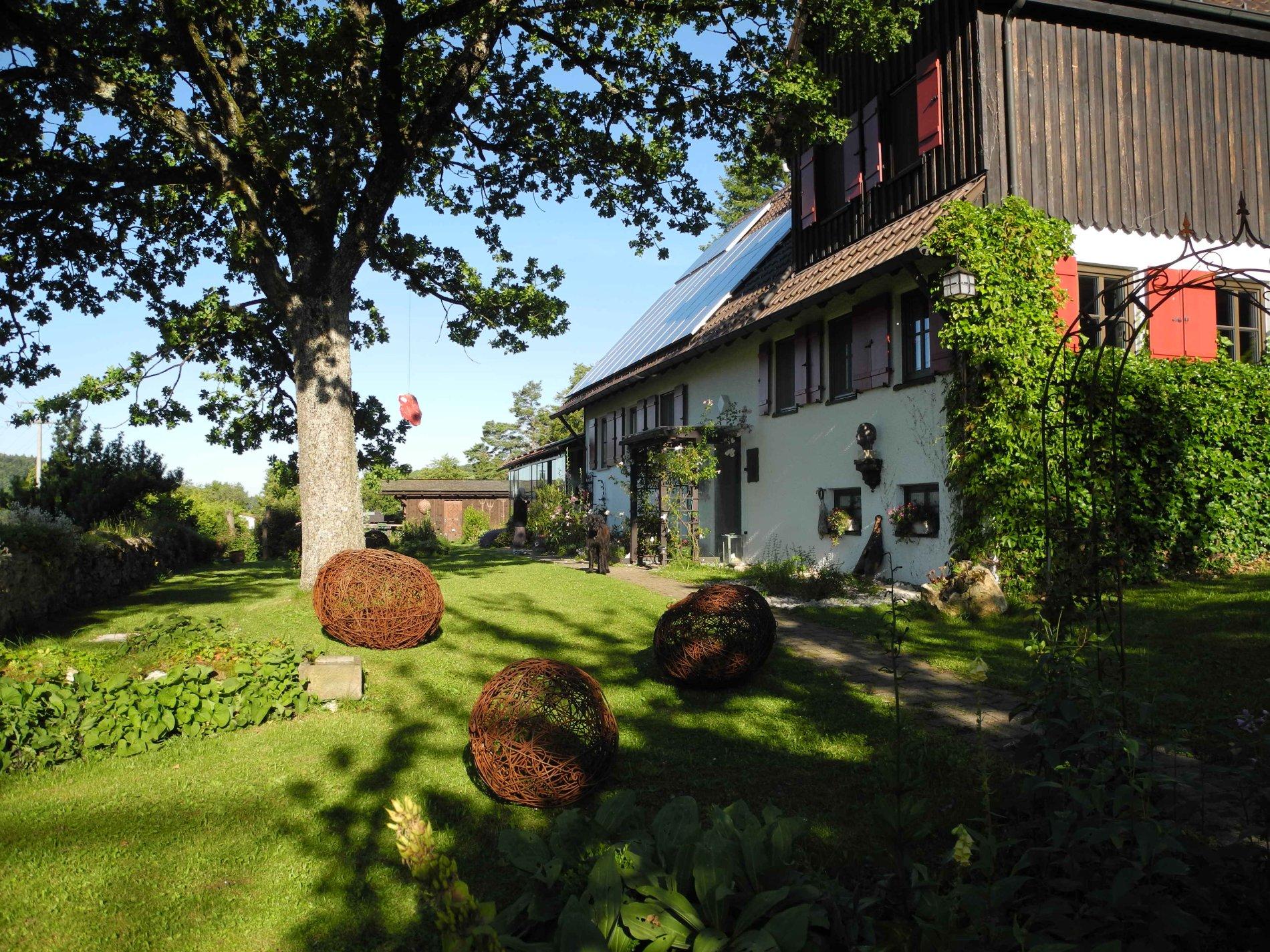 Galerie Fehlochof mit Skulpturengarten