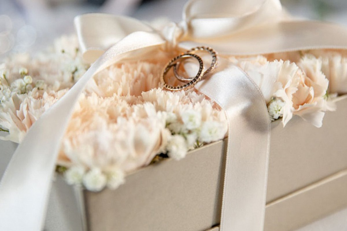 Flores Blumenbinderei Solothurn Blumen Ringe Hochzeit