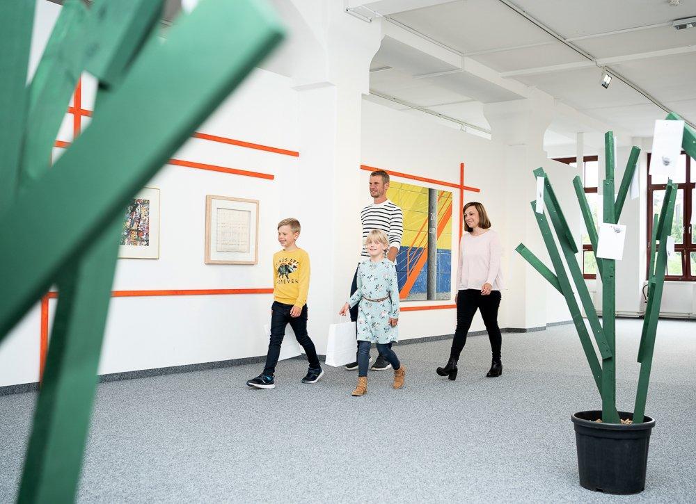 Ausstellung in der Pforzheim Galerie