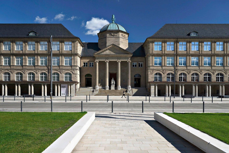 Wiesbaden - Museum Wiesbaden
