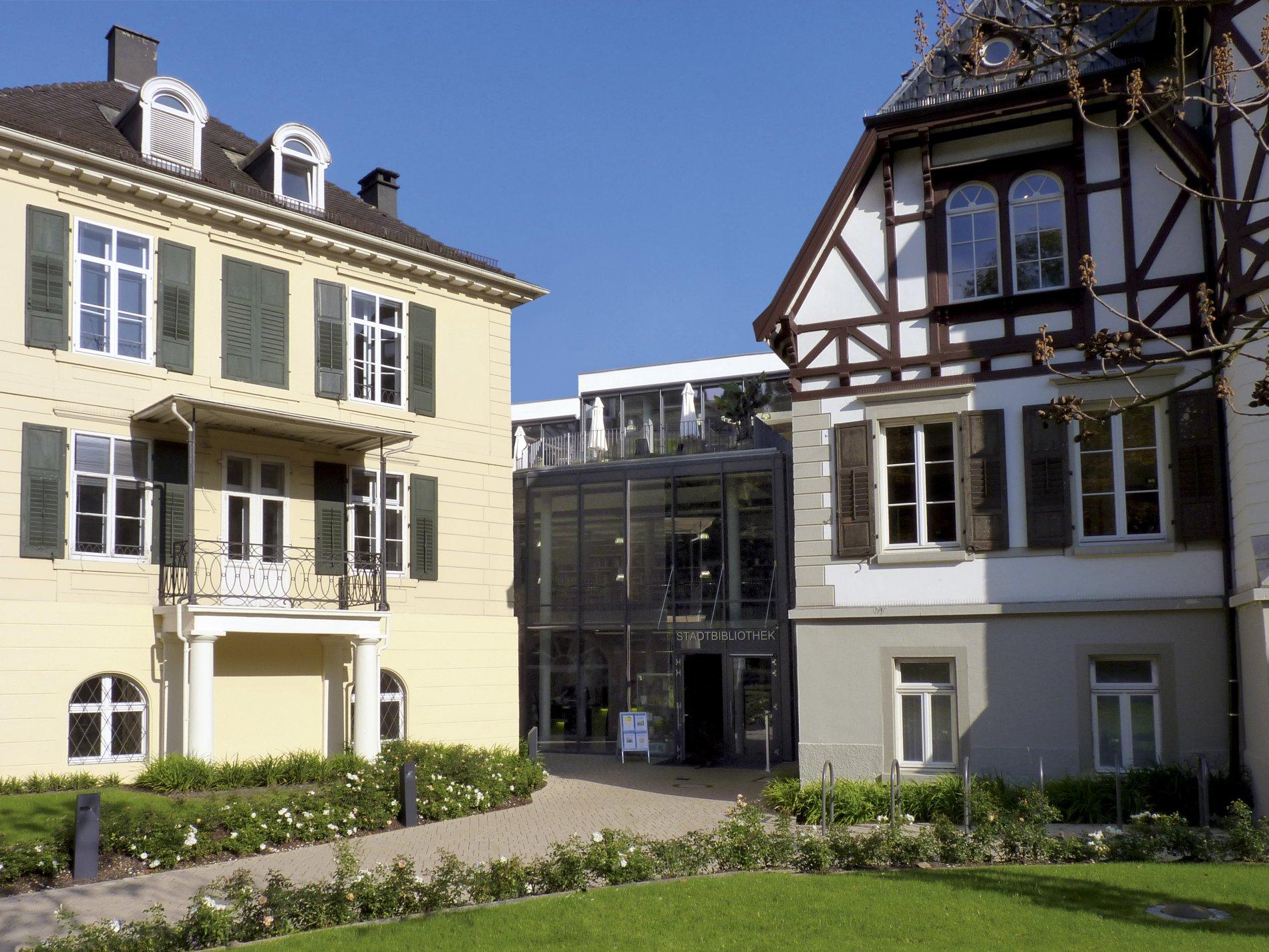 Stadtbibliothek Baden-Baden
