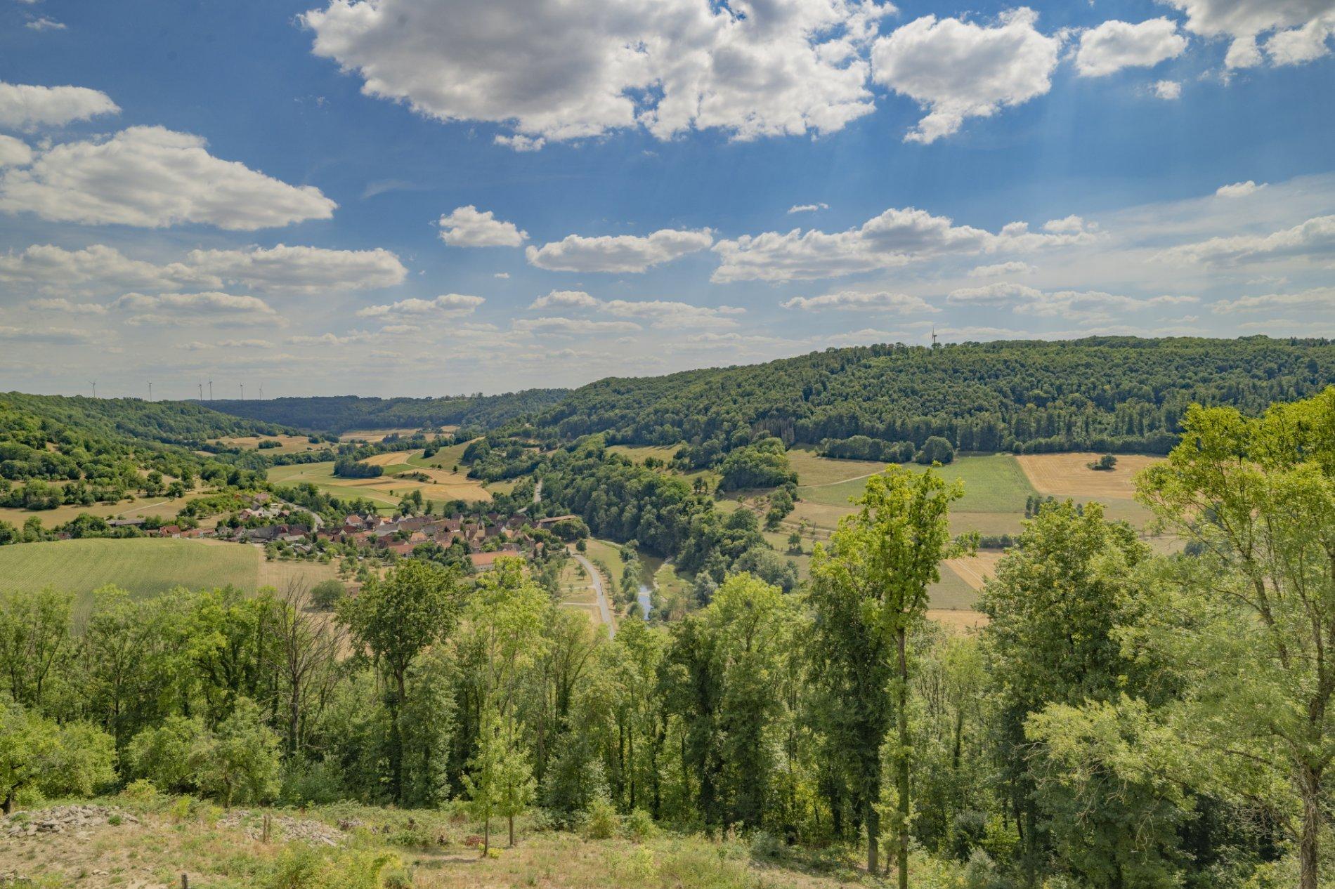Wohnmobilstellplatz Langenburg