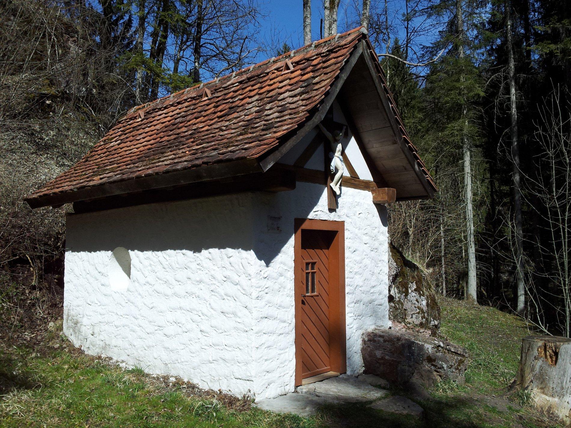 Lochmühlenkapelle