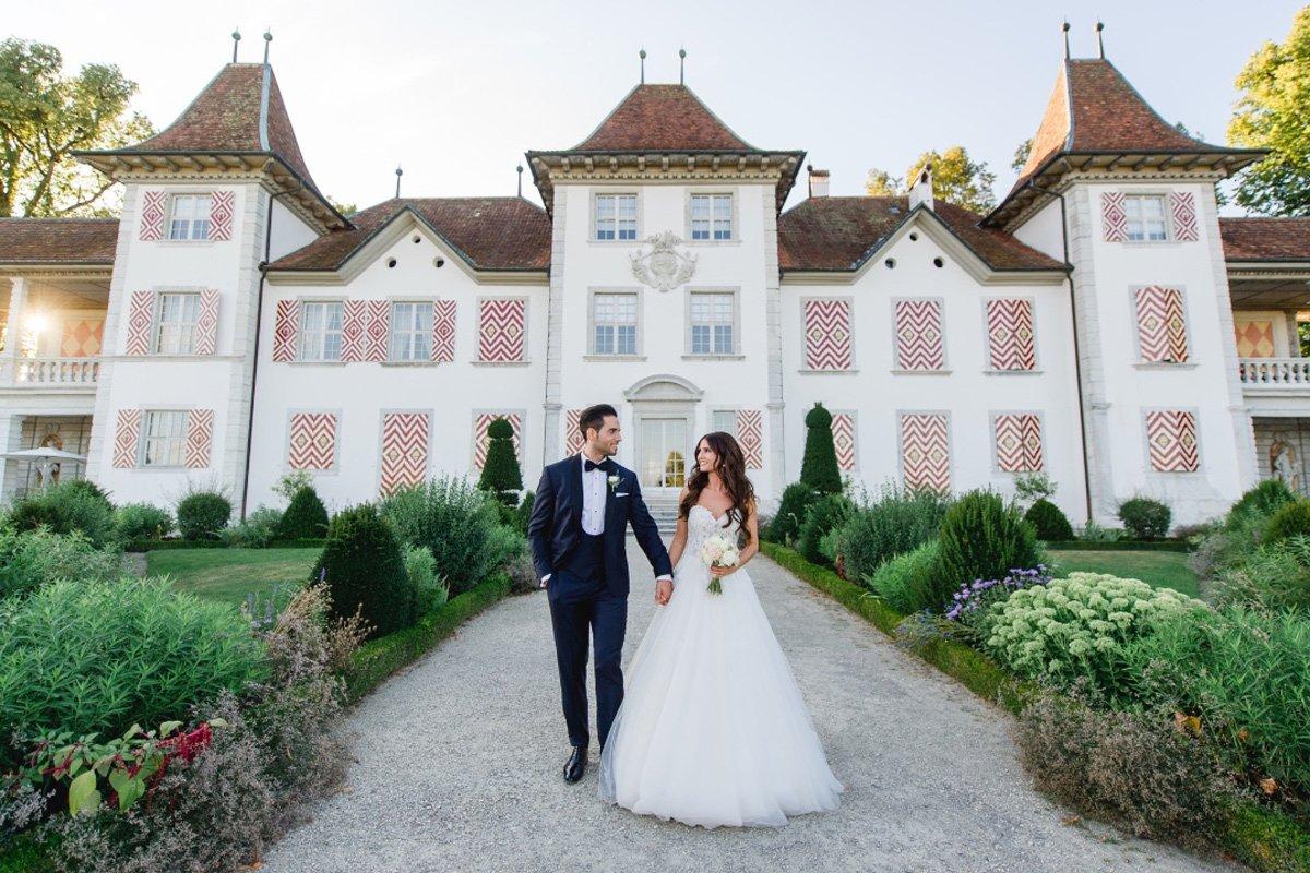 Hochzeit Schloss Waldegg, Feldbrunnen