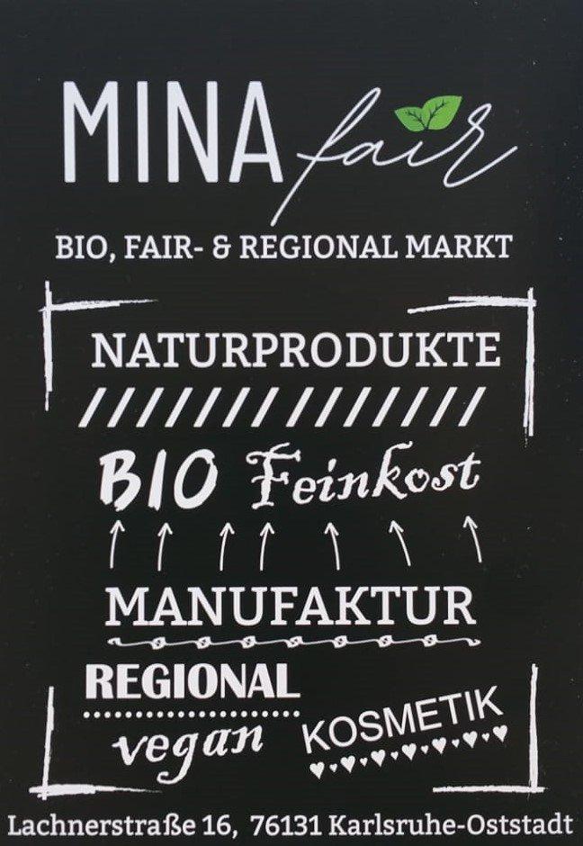 MINAfair - Naturprodukte, Bio-Feinkost, Manufaktur & mehr