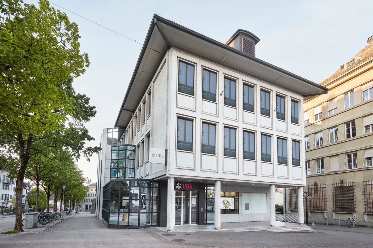 UBS Solothurn Aussen
