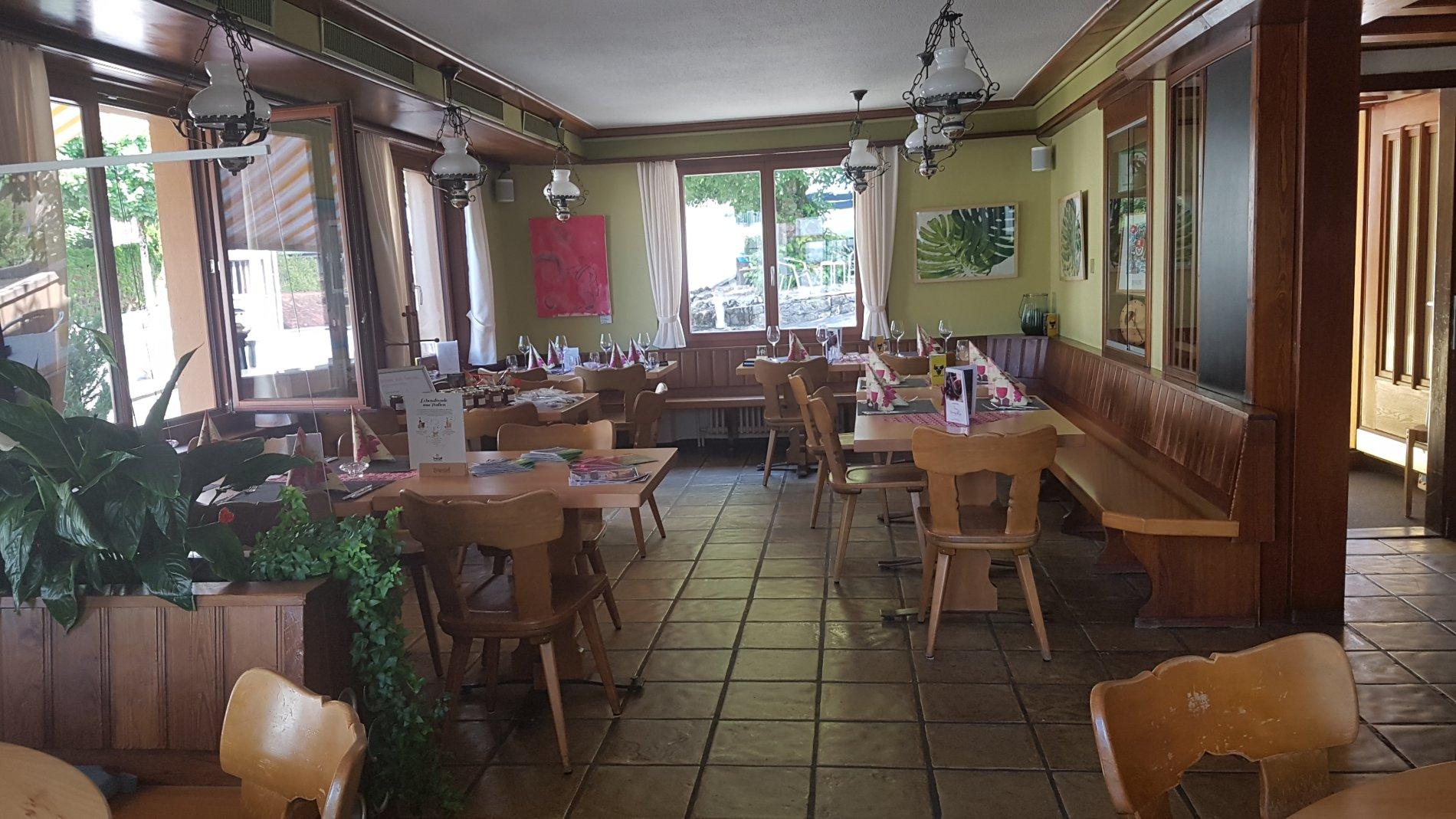 Stammtisch Restaurant Traube