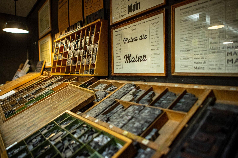 Mainz - Gutenberg-Museum