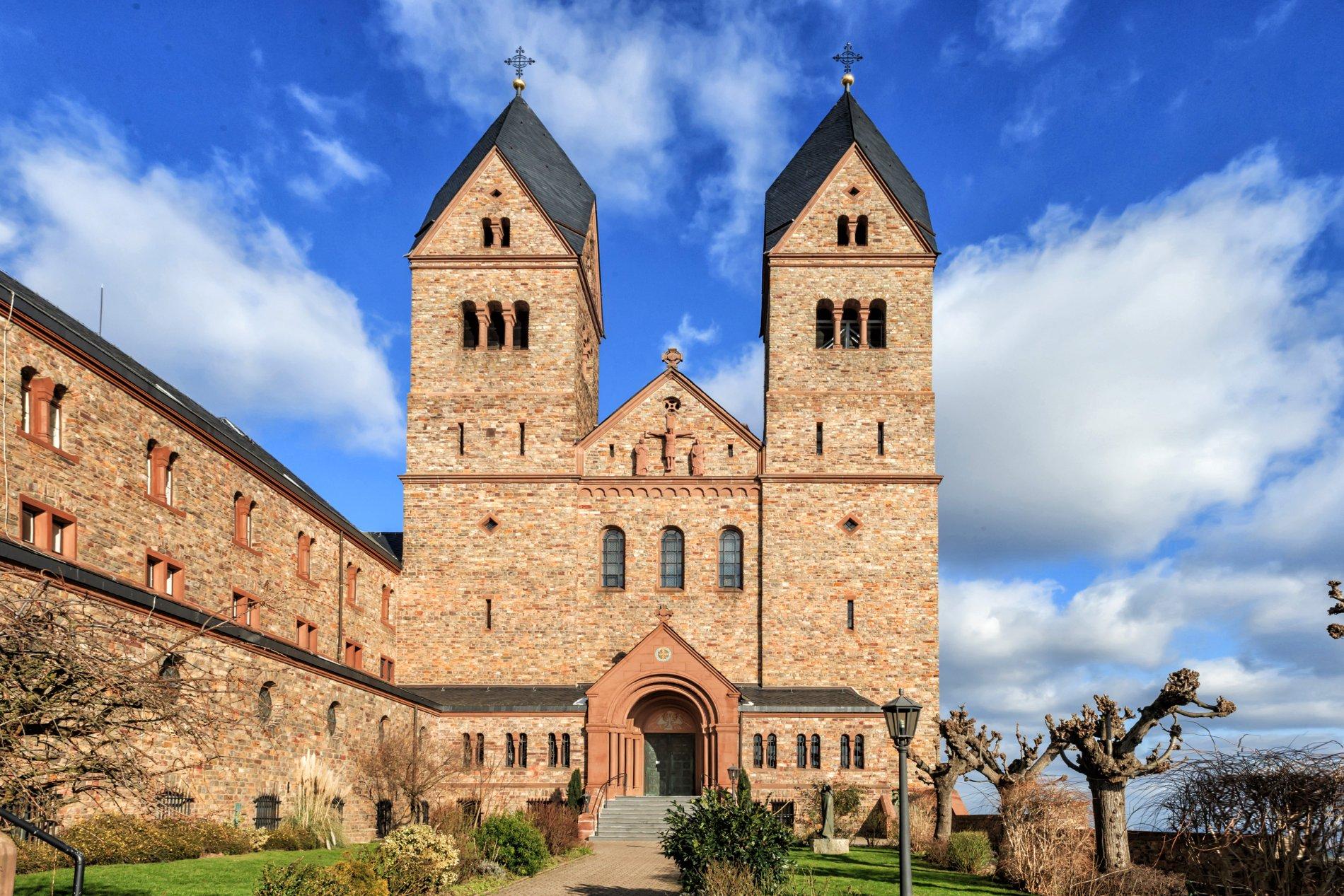 Rüdesheim am Rhein - Hildegardiskloster