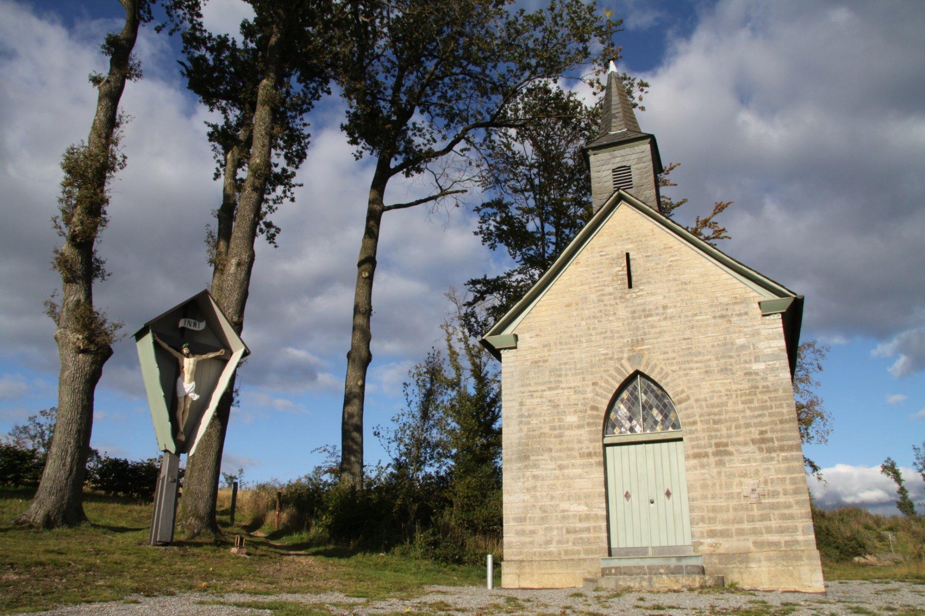 Die Kreuzkapelle in Sundern