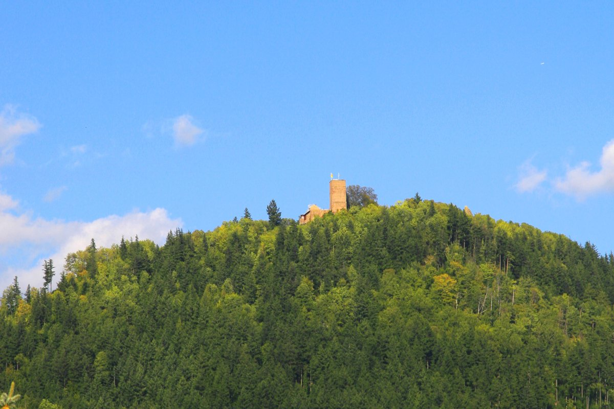 The old castle Yburg