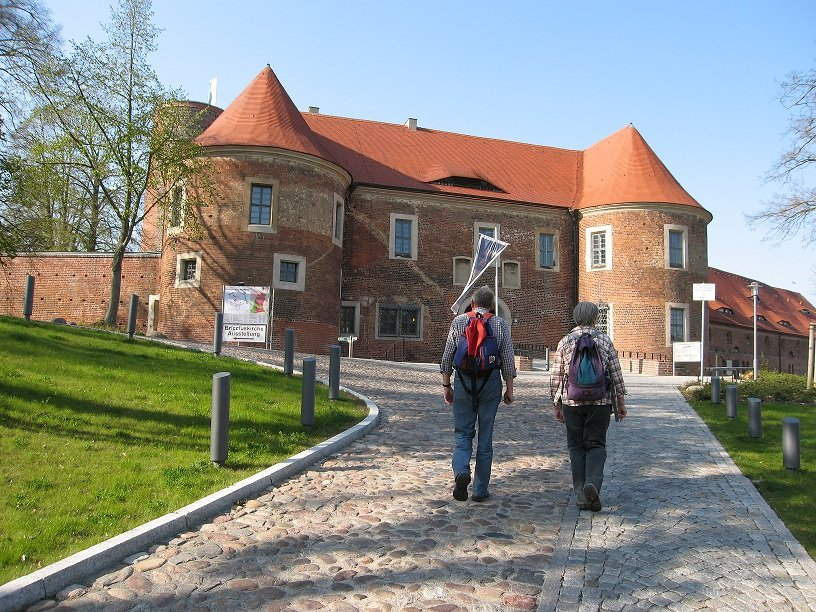 Burg Eisenhardt in Bad Belzig