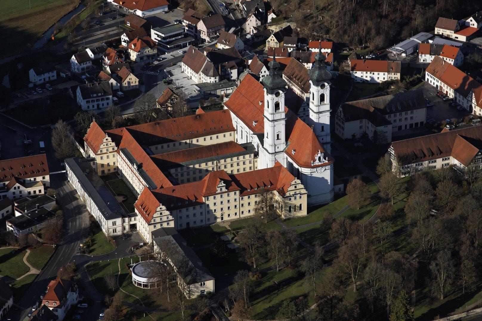 Kloster und Münster in Zwiefalten
