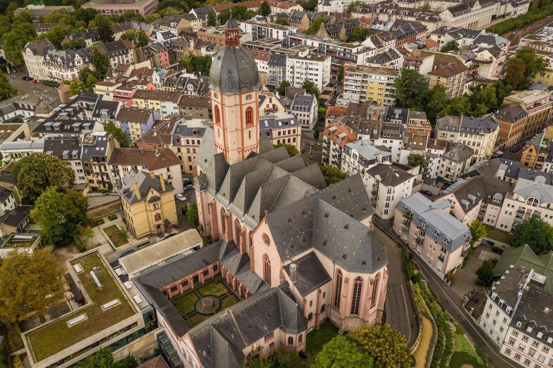 Mainz - St. Stephan