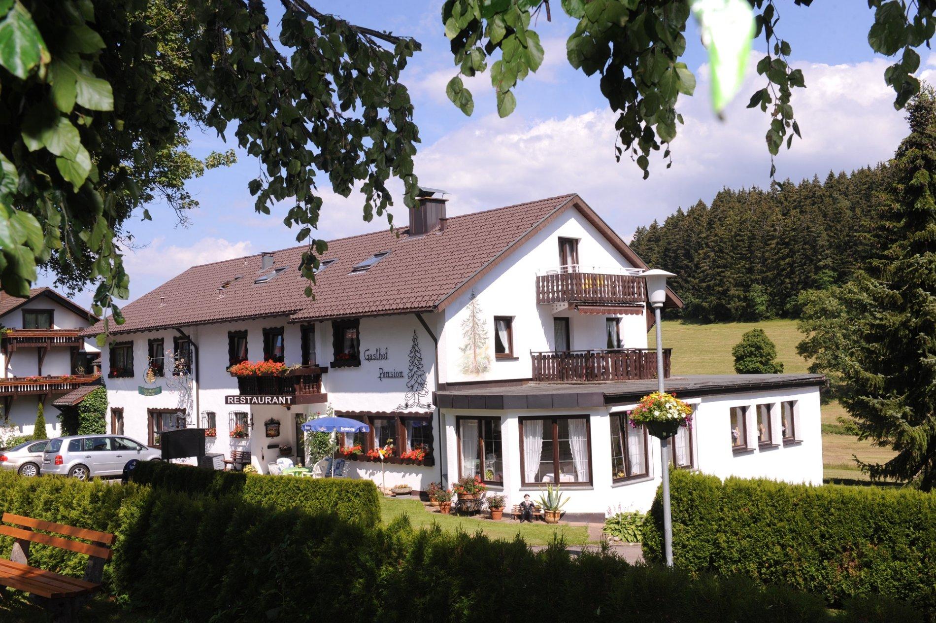 Gasthaus Schwarzwaldtanne